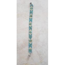 Bracelet en micro-mosaïque