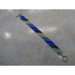 Bracelet structuré